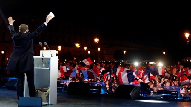 Ο Μακρόν, η Γαλλία και η Ευρώπη απέφυγαν τη σφαίρα, αλλά η επόμενη θα είναι θανατηφόρα!