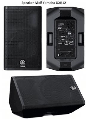Harga Speaker Yamaha DXR12