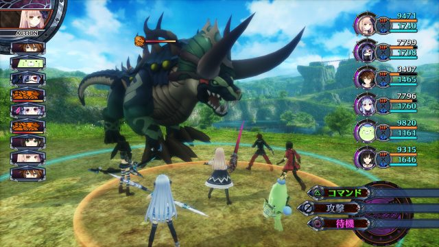 Download Game Fairy Fencer F