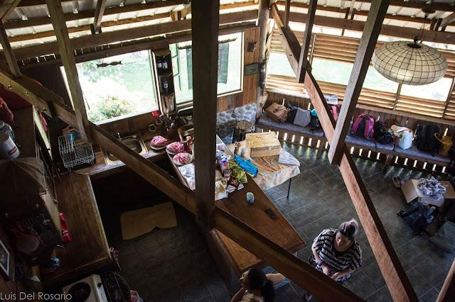 Interior House at the Lumot Lake, Cavinti, Laguna