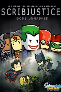 Download Scribblenauts Unmasked: A DC Comics Adventure – SKIDROW