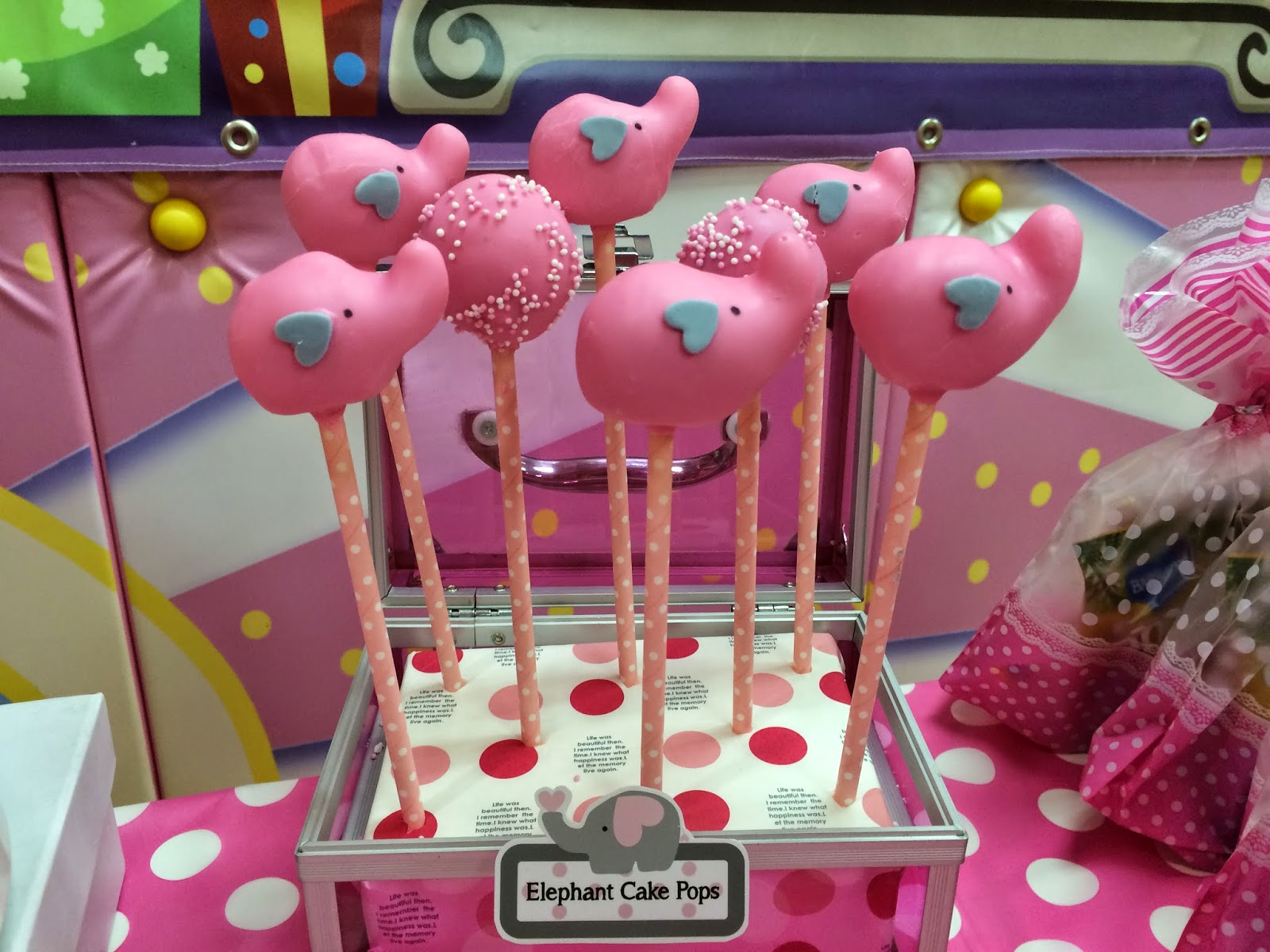 how to make a cake pop stand. Black Bedroom Furniture Sets. Home Design Ideas