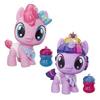 MLP My Baby Pinkie Pie & Twilight Sparkle Revealed