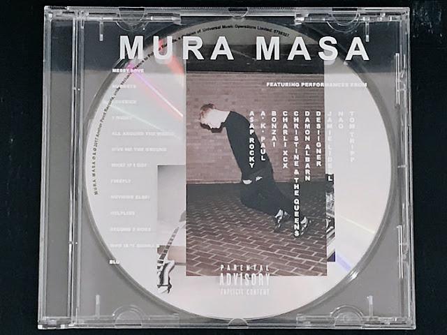 MURA MASA ムラ・マサ
