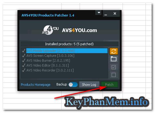 Hướng dẫn kích hoạt AVS Video Editor