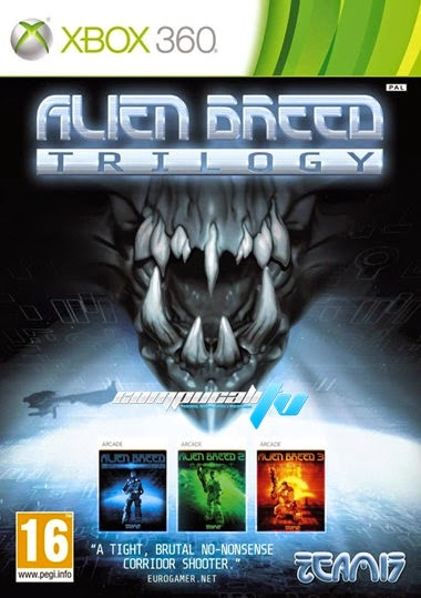 Alien Breed Trilogy XBOX 360 Español