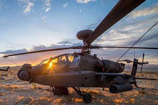 Helikopter Serang AH-64E Apache