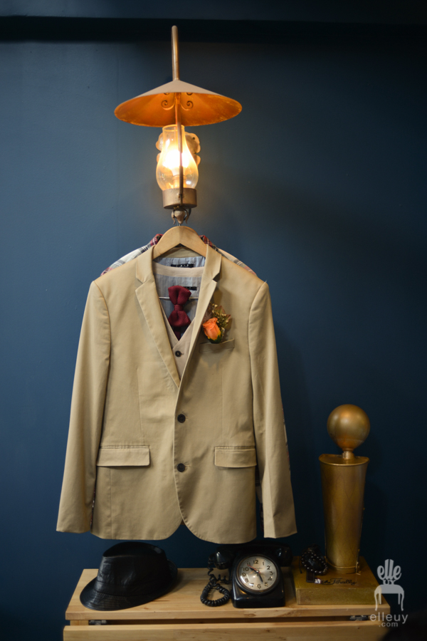 groom beige coat, vintage groom