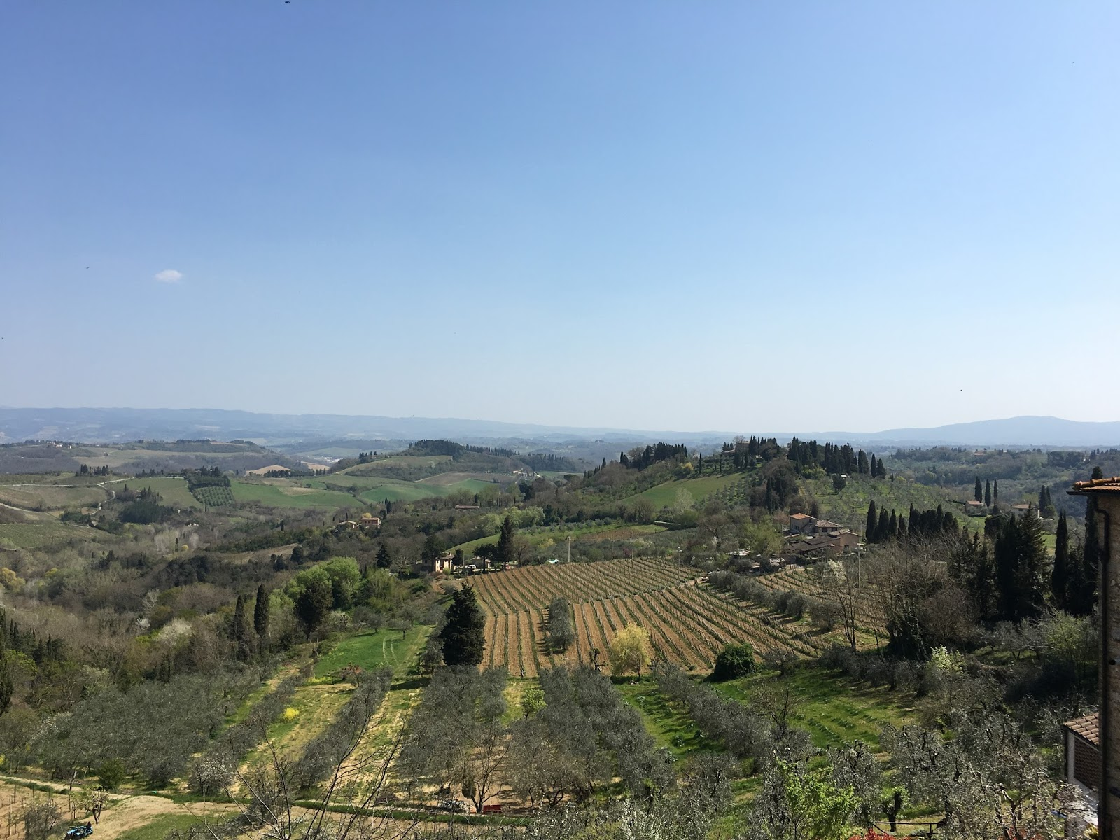 Tuscany-views