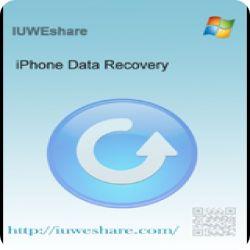 تحميل IUWEshare iPhone Data Recovery 1.1.8.8 مجانا لاستعادة الملفات المحذوفة لاجهزة الايفون مع كود التفعيل