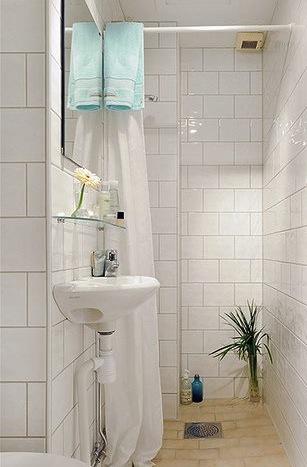 Crafty Texas Girls 8 Ideas For Small Bathrooms Guest