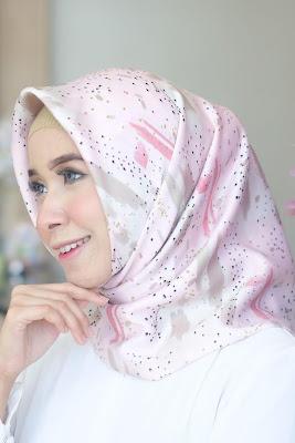 kreasi jilbab pashmina velvet jilbab satin velvet polos