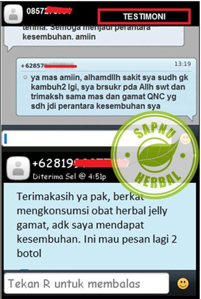 Obat Pelancar ASI Yang Bagus Dan Terbukti Ampuh ~ TESTIMONI QNC JELLY GAMAT