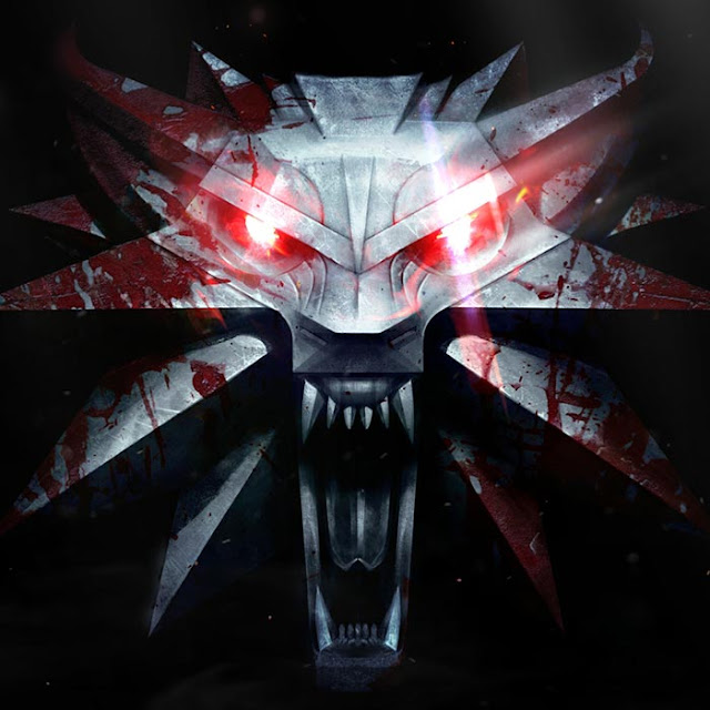 The Witcher 3 Medallion Wallpaper Engine