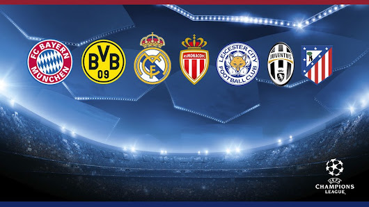 UEFA Champions League quarterfinal draw: time and possible opponents
