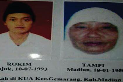 Nyata! Kisah Rokim Pemuda 24 Tahun Nikahi Nenek Usia 67 Tahun di Jawa Timur