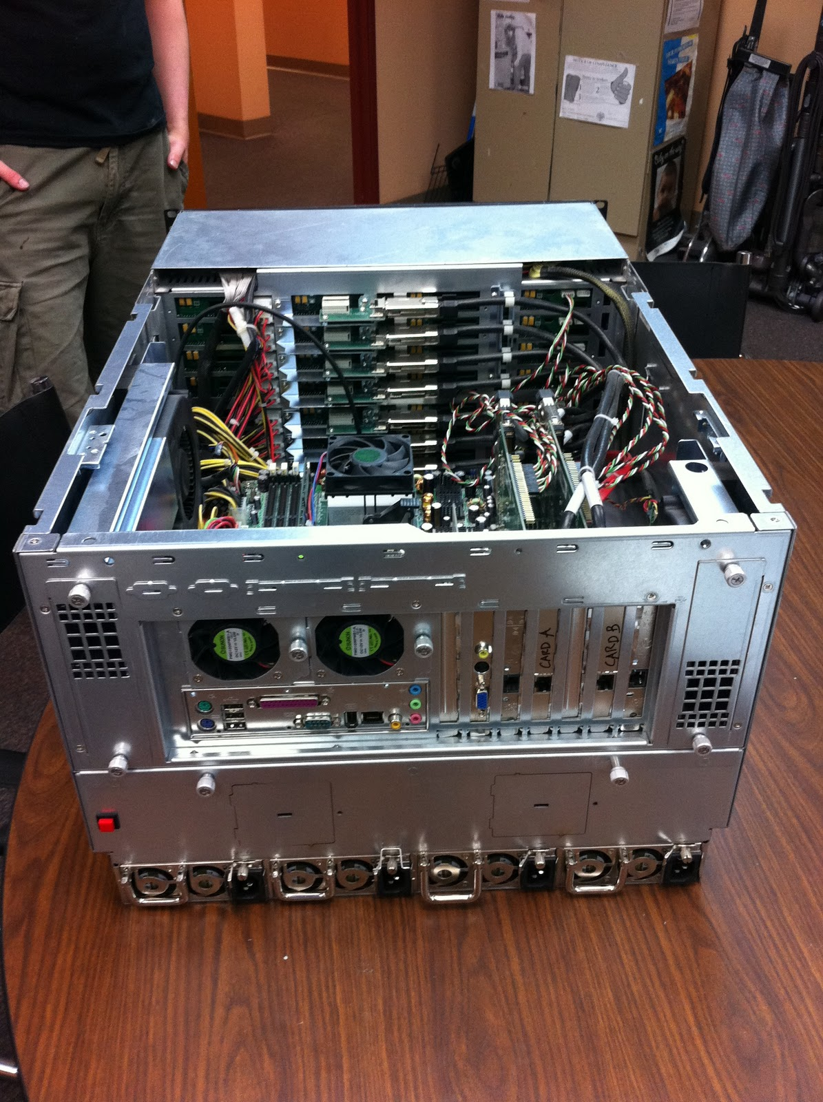 Just Another Geek's Blog: ZFS SAN Build: Part 1 the hardware