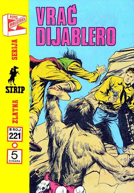 Vrac Dijablero - Tex Willer