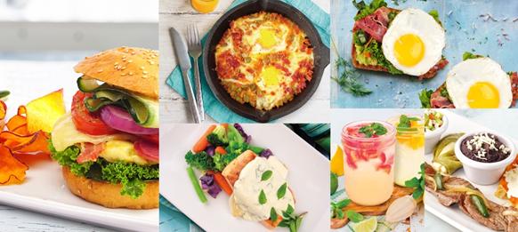 Presenta una imagen contemporánea y fresca, así como un menú más incluyente