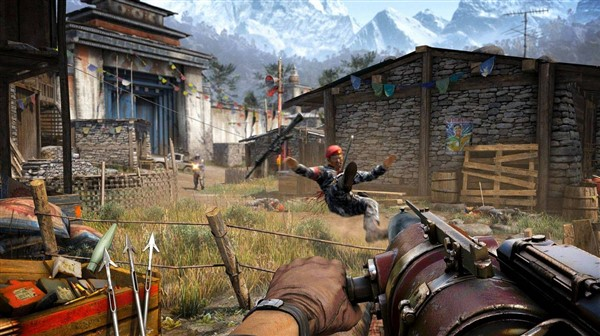 Far Cry 4 Reloaded Free Download Pc Game
