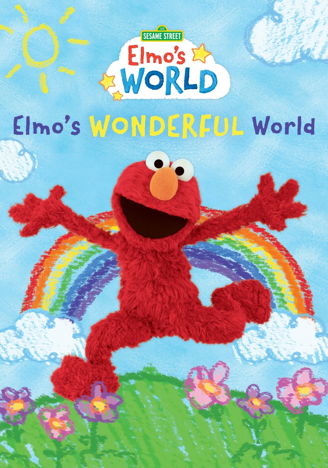 619285bc49e6f3 Java John Z s   Sesame Street  Elmo s Wonderful World DVD Giveaway