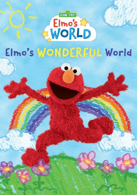 Elmo's Wonderful World banner
