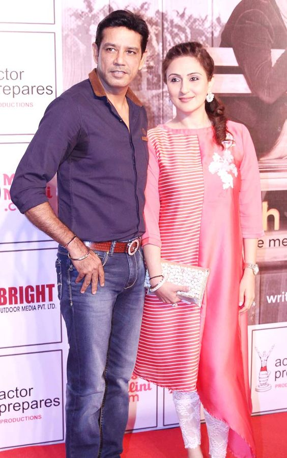 Anoop Soni's Beautiful wife, anoop soni juhi babbar