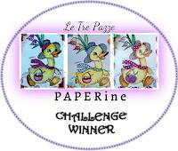 Badge per il vincitore
