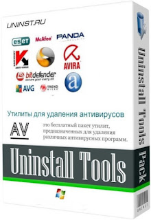 AV Uninstall Tools Pack 2017.07 (Inglés)(Utilidades para Desinstalar Antivirus)