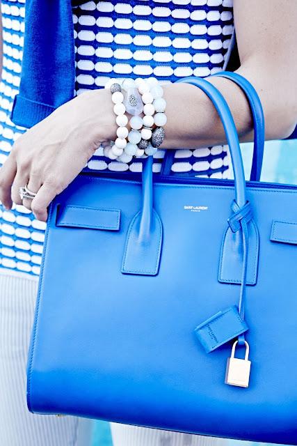 cobalt fashion accessories