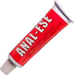 Anal-Ese Cherry Flavored Desensitizing Lubricant