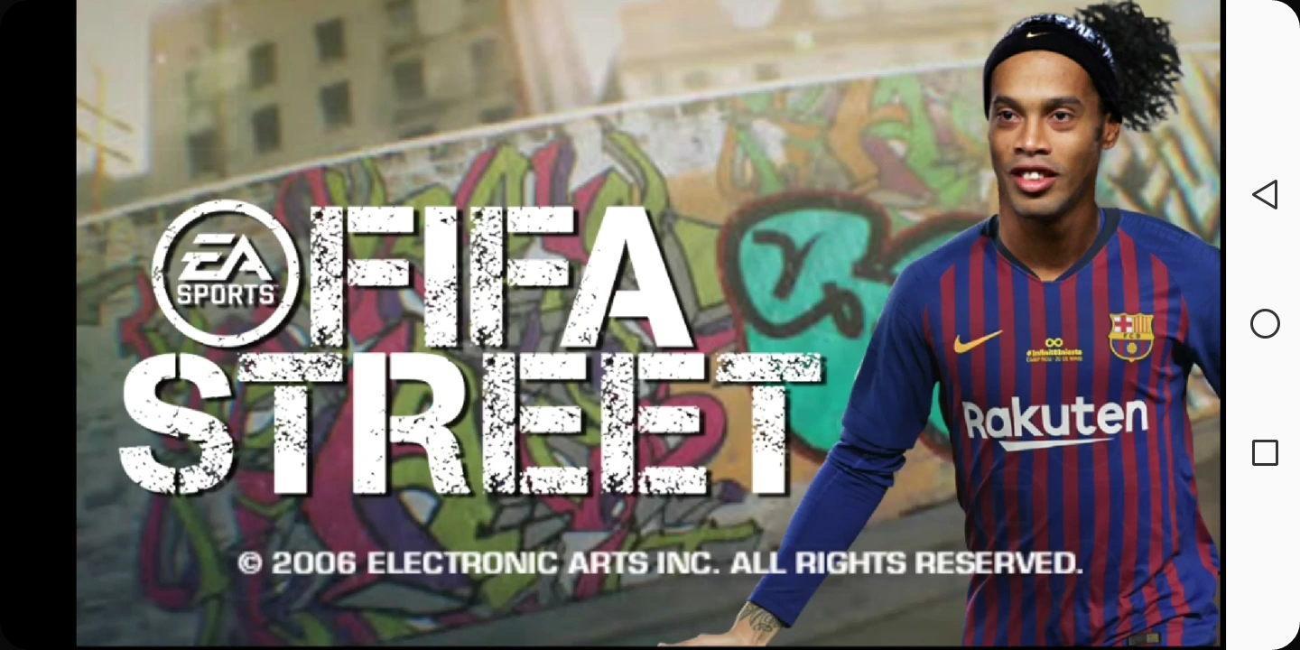 FIFA Street 4 PPSSPP Android Offline 70MB Best Graphics - توب