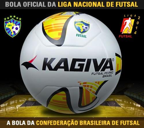 f51072bdc8 Bola Oficial do 5º Aberto de Futsal do Soberano 2014
