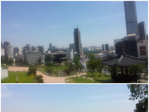 Hellepäivä Soulissa: Naksan Rampart Walking Tour ja Ihwa Mural Village