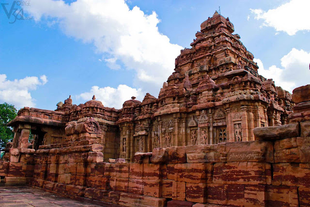 Virupaksha Temple, Pattadakal - Chalukya temples