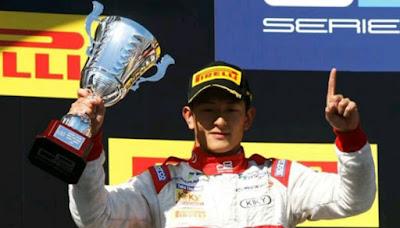 Rio Haryanto Ke F1
