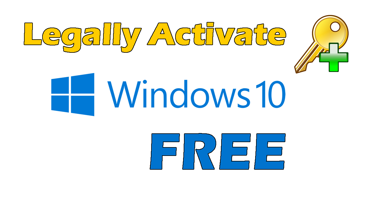 Legally activate windows 10 all versions for free new method legally activate windows 10 all versions for free new method ccuart Images