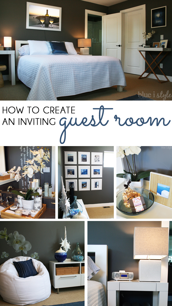 Beautiful Tips To Decorate A Guest Room Design