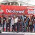 "Berhasil Bangun Indonesia dari Pinggiran, ""Relawan Pinggiran""  Siap Menangkan Jokowi-Ma'ruf Amin"