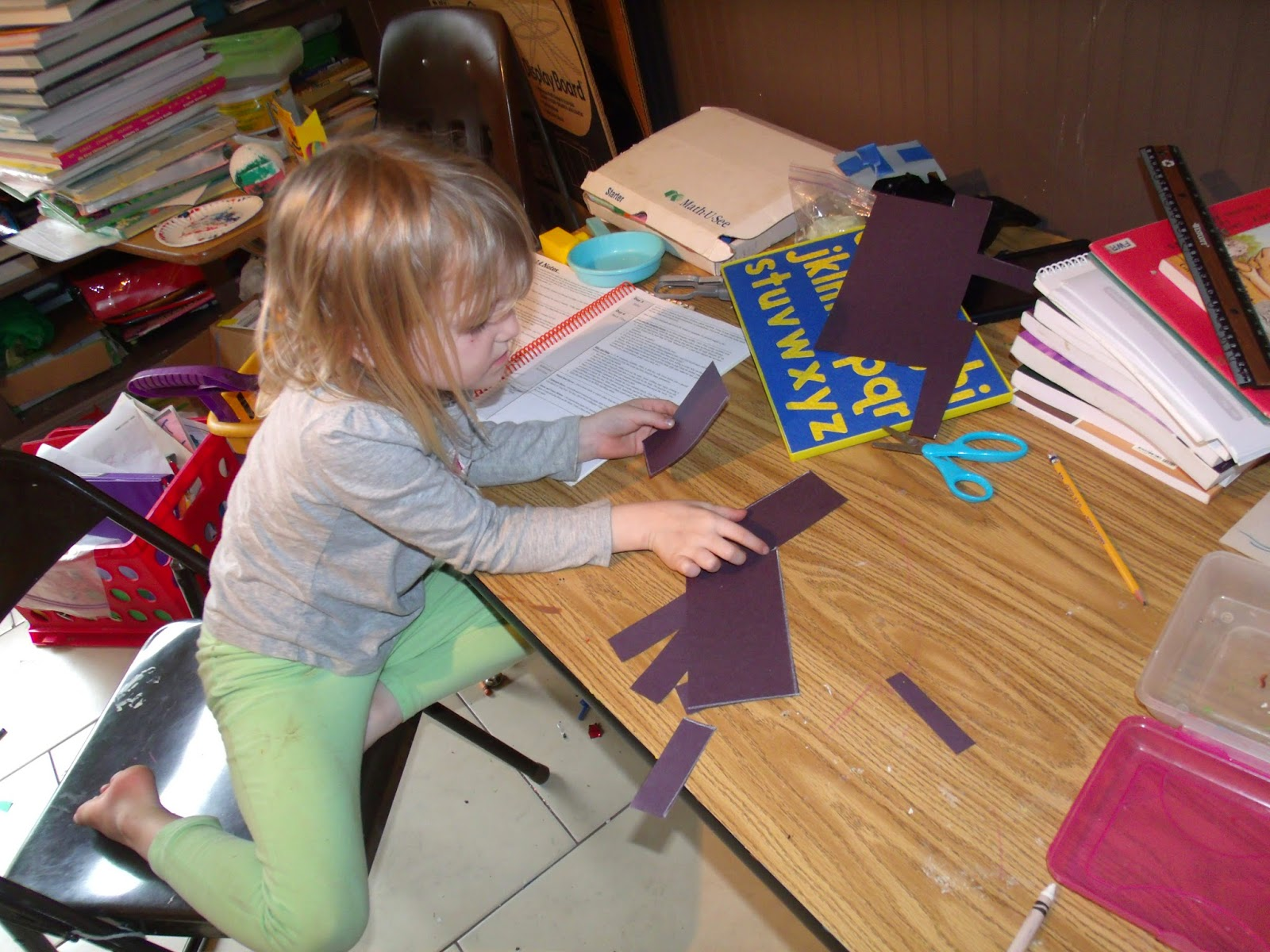 The Happy Homeschool Mom Homeschool Wrap Up Week 26