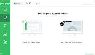تنزيل برنامج تحميل الفيديو من المواقع iTube Studio