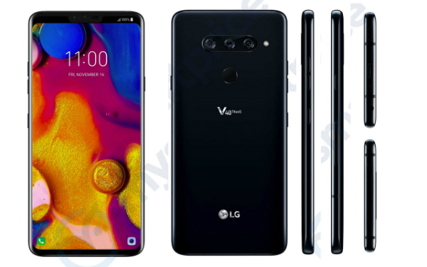 إل جي تكشف عن موعد تقديم هاتفها LG V40 ThinQ