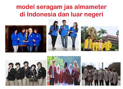 mode jas di indonesia dan luar negeri