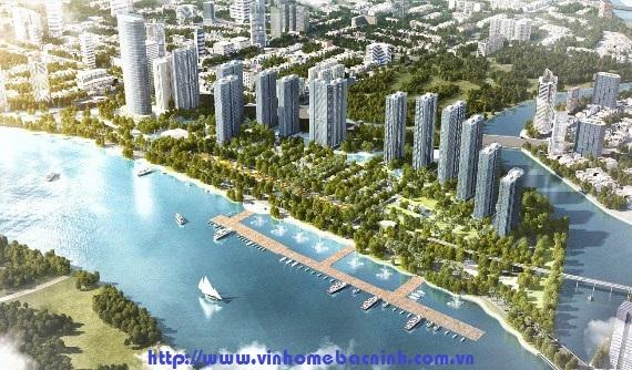 phoi canh vinhomes golden river