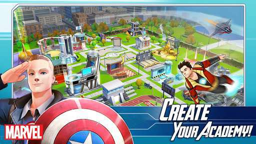 Download MARVEL Avengers Academy Apk