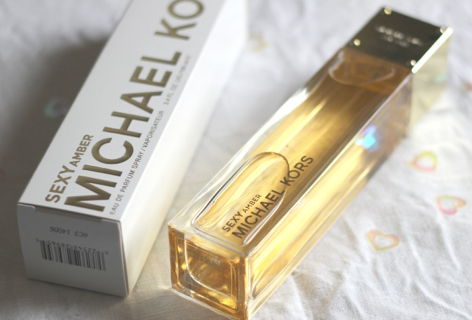 Michael Kors perfume in Sexy Amber