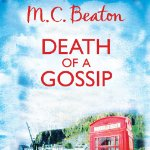 Death of a Gossip M. C. Beaton audiobook www.narratorreviews.blogspot.com/