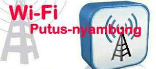 Penyebab Koneksi Wifi Ponsel putus nyambung