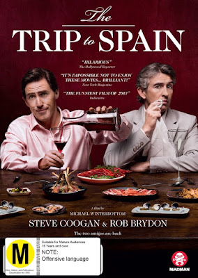 The Trip To Spain: DVD Review
