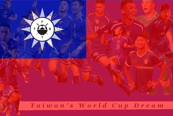 Taiwan's World Cup dream